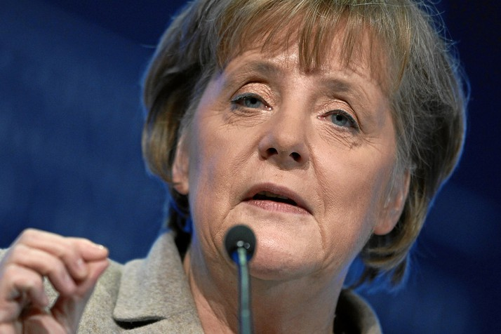 Angela Merkel, Foto: World Economic Forum